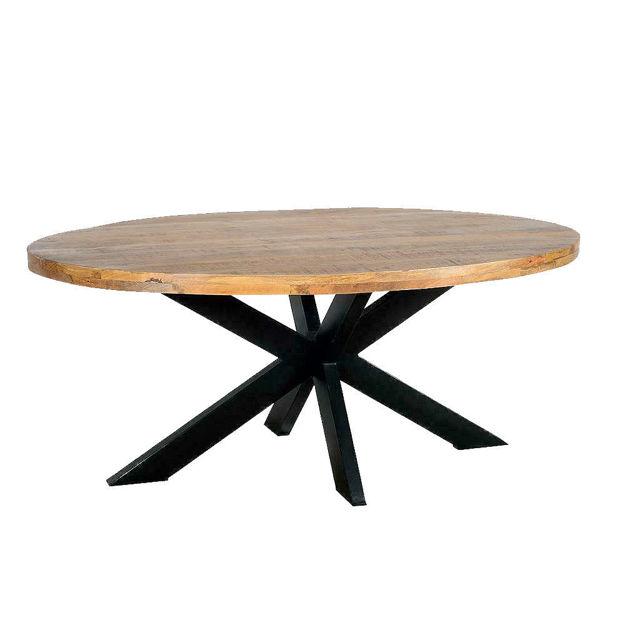 Mango ovale tafel