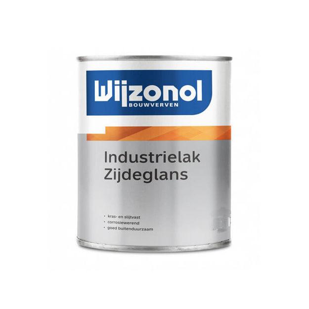 Industrielak zijdeglans