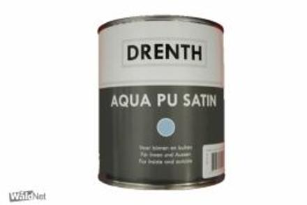 Afbeeldingen van Drenth aqua pu satin TR